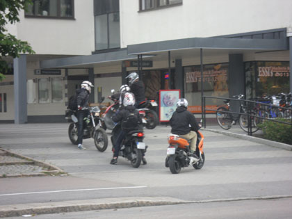 Moped och mc
